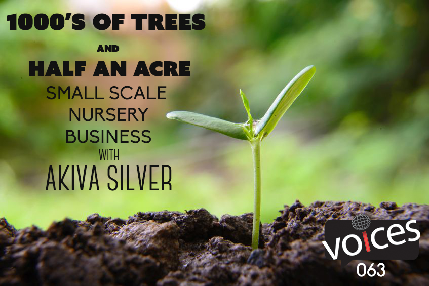 Akiva Silver Permaculture Voices