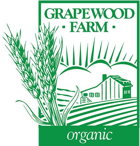 Grapewood Farm Organic Logo