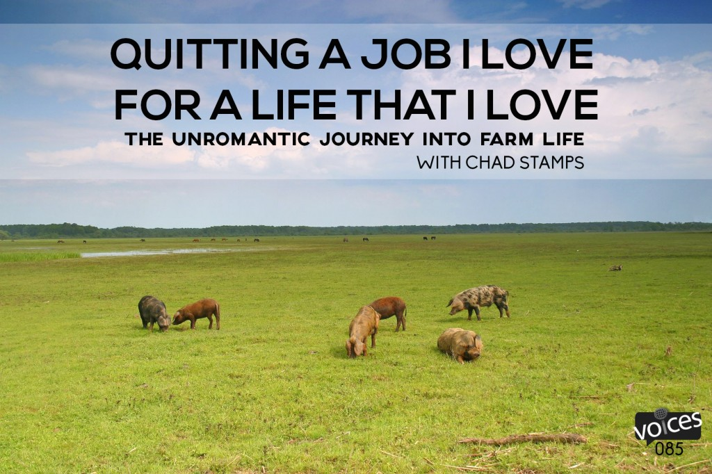 Chad Stamps Permaculture Voices