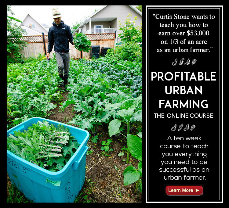 Urban Farming Online Course