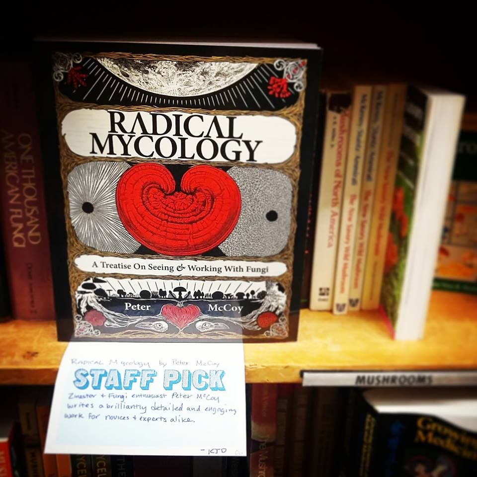 Radical Mycology Book