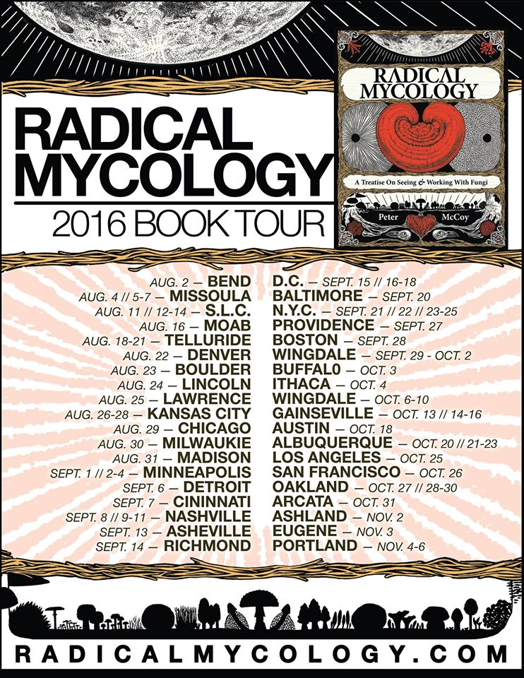Radical Mycology Tour