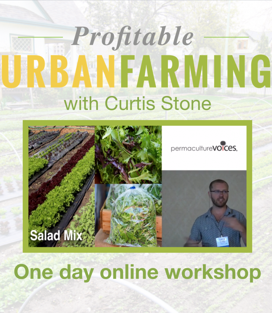 Profitable Urban Farming